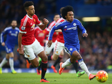 Manchester United and Chelsea share spoils in an entertaining encounter