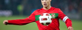 Video: Cristiano Ronaldo Goal versus Wales: The Perfect Header